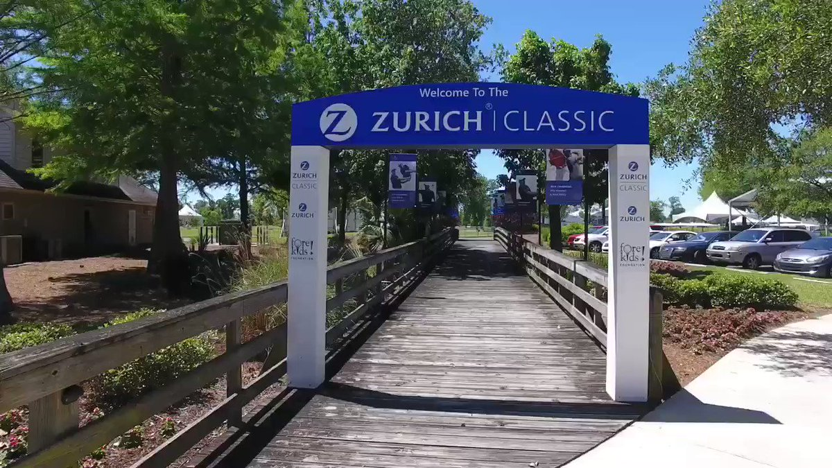 Image for the Tweet beginning: Welcome to the 2019 Zurich