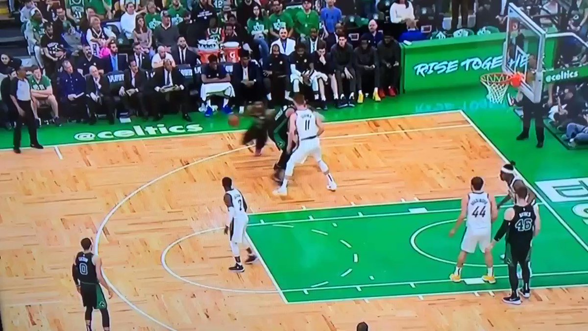 Top 5 Aron Baynes baskets of the first round