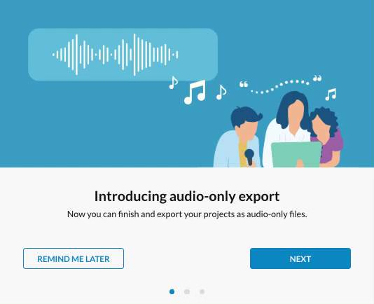 ⚡️ Student video creation app  - now does podcasts!  Get those student voices heard!   @MsMagiera @studentvoicefdn #studentvoice #Stu_Voice #edtech #edapp #educhat #podcast #podcasting #podcasts #edtechchat #KidsDeserveIt #coffeeEDU #medialiteracy #kids #learning #students