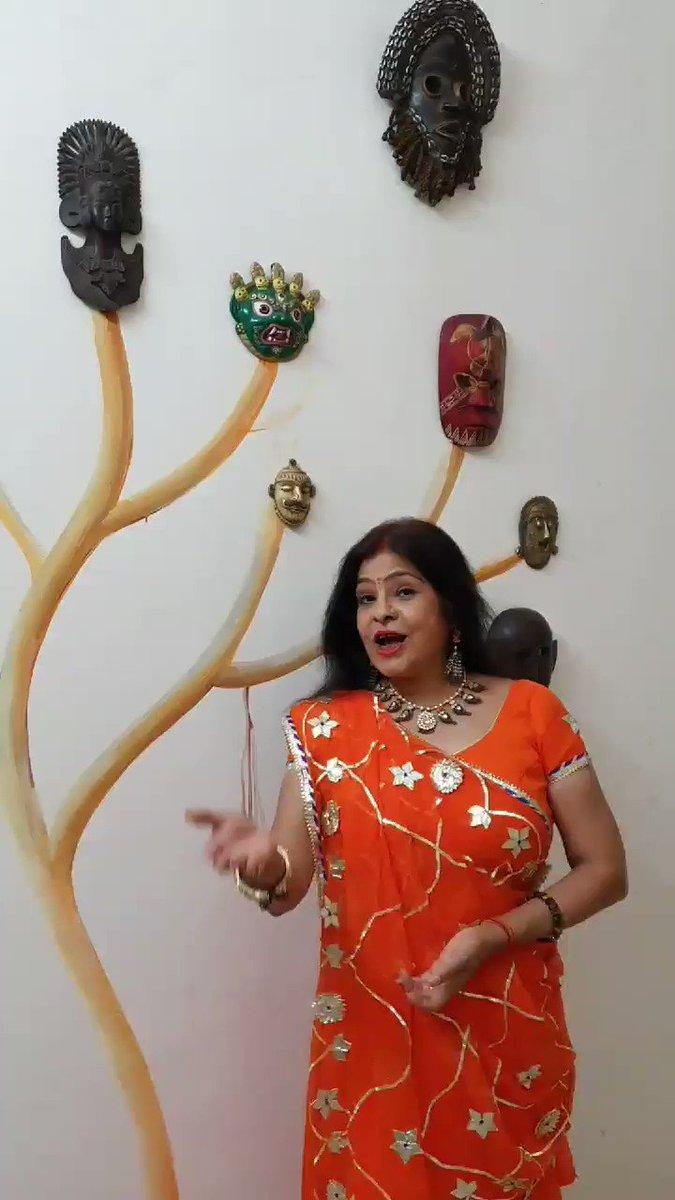 Malini Awasthi's photo on #Phase3