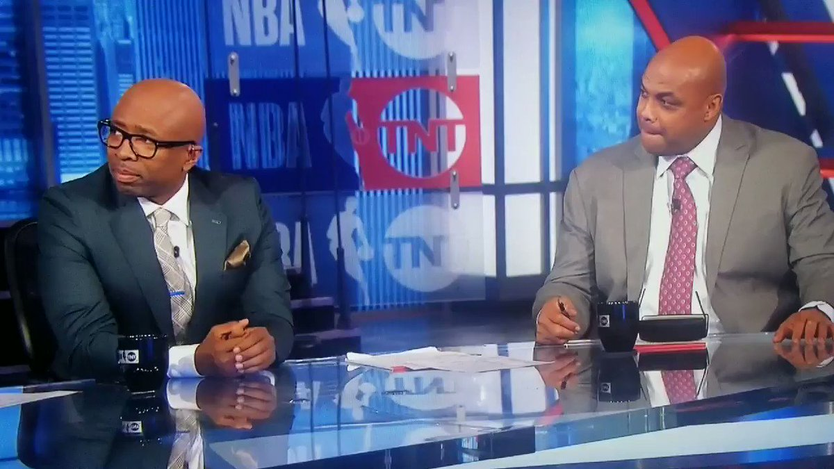 """""""To fire a coach after one year,  I don't think it's fair.""""  #Suns legend Charles Barkley on firing of Igor Kokoskov."""