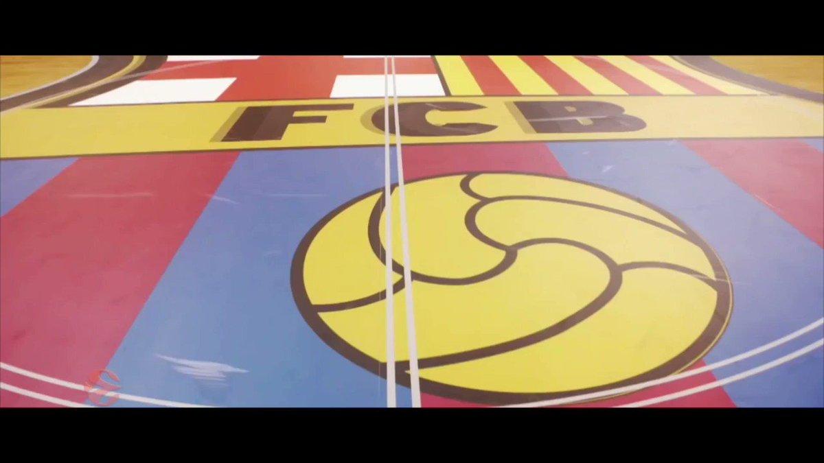 Tornem al Palau. 1:1. Fot-li @FCBbasket! 🔵🔴👊  🏀 24/04 - 21:00h - Barça - Efes 🏀 26/04 - 21:00h - Barça - Efes  💪🙌🔥 @Victor_Claver @PierreOriola @MT28APRIL @JakaBlazic @KPangos @PauRibas @HangaAdamOnline @C_SING31 @font_aleix @KingKK_14 @french_savage