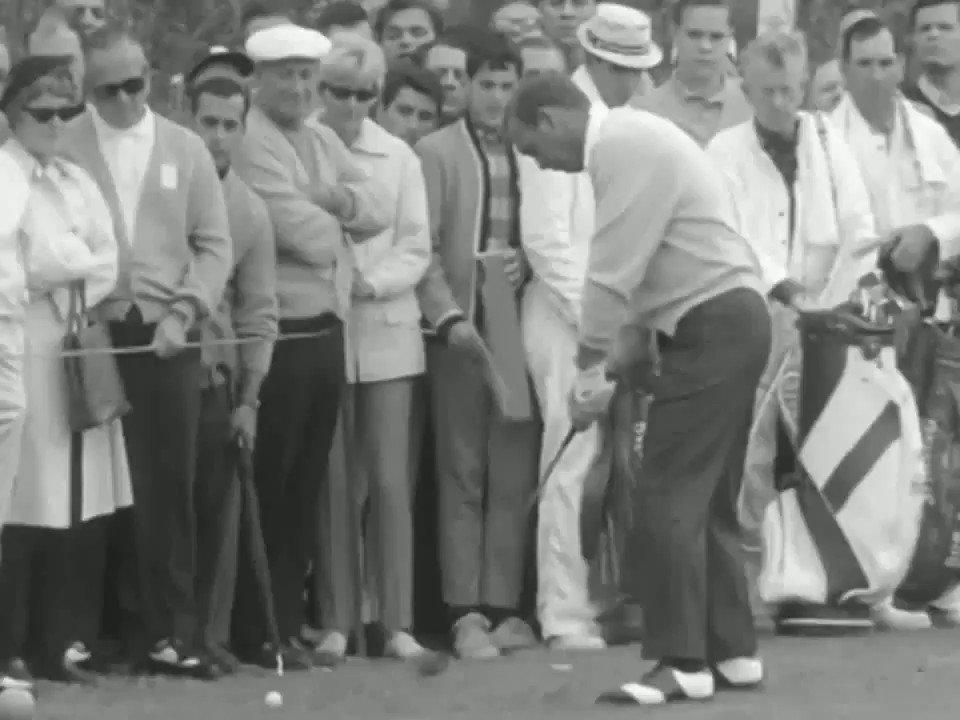 Arnie with the walk-twirl combo 👀