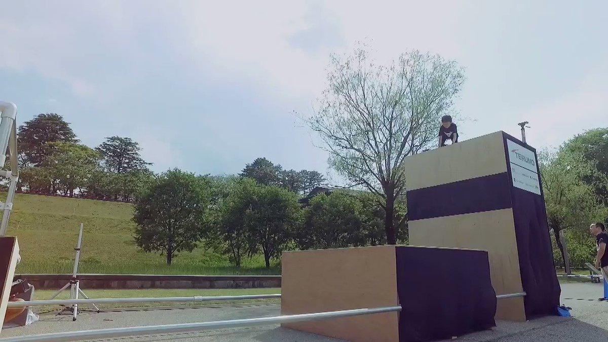 忍者とパルクールのコラボレーションイベント『忍者パルクール2019』が今年も石川県金沢市にて開催予定!エントリー締切まで残り5日!  https://parkour.jp/ninja-parkour-2019/…