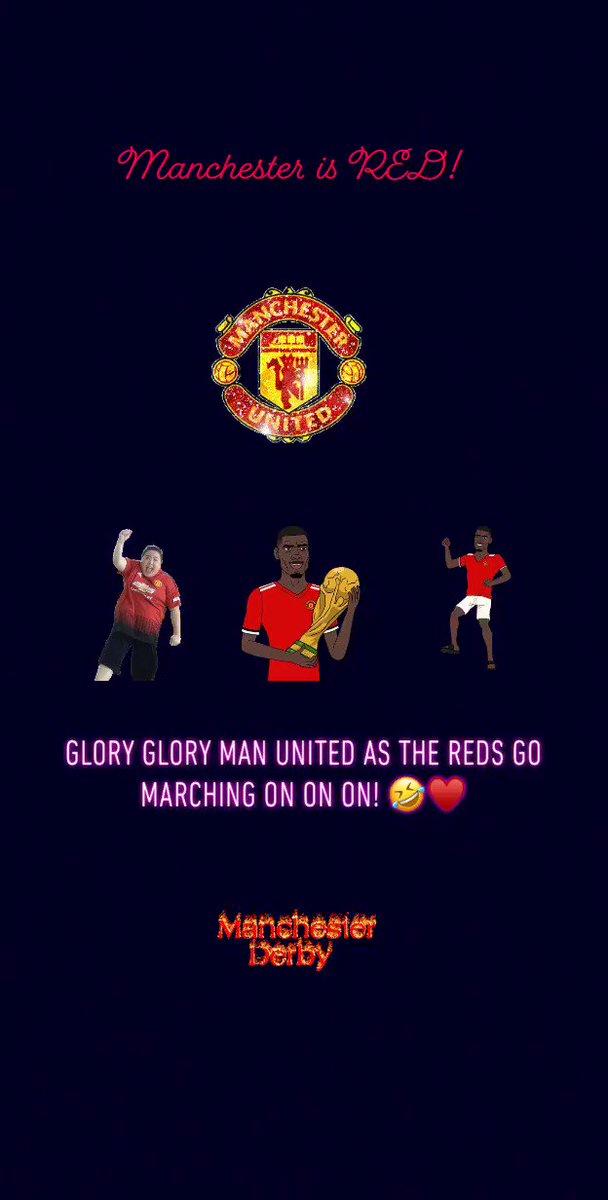 #MUFC #MCFC #premierleague #GGMU #YNWA