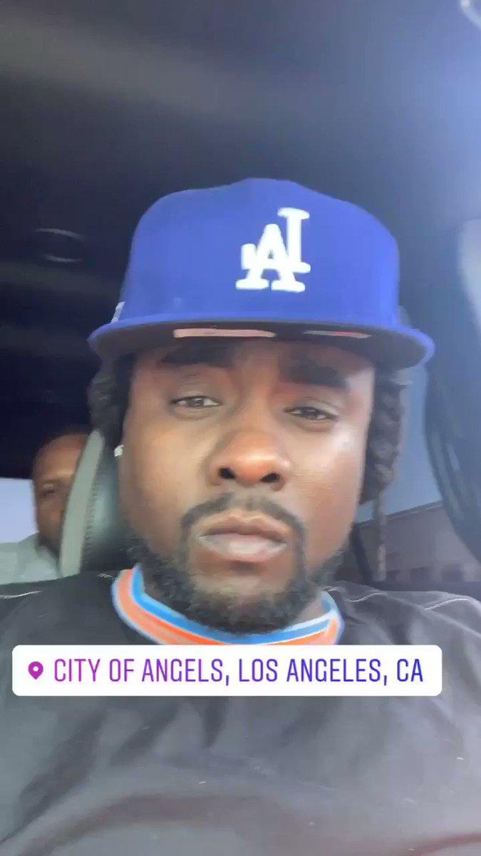 Nice day in LA 🏁