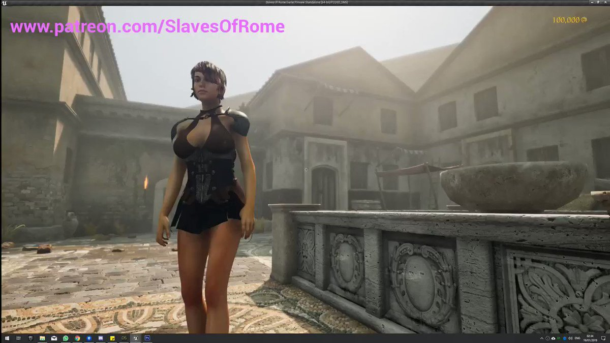 "SPECIAL $100 OFFER AVAILABLE NOW!  Buy Sex Slaves. Train Your Sex Slaves. Trade Your Sex Slaves. PLAY ""SLAVES OF ROME"" NOW: http://www.patreon.com/SlavesOfRome          #sex #game #adult #porn #BDSM #slave #nsfw #bdsmlove #nsfw #xxx #adultcontent #adultgame"
