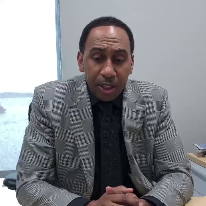 Stephen A Smith's photo on Lou Williams