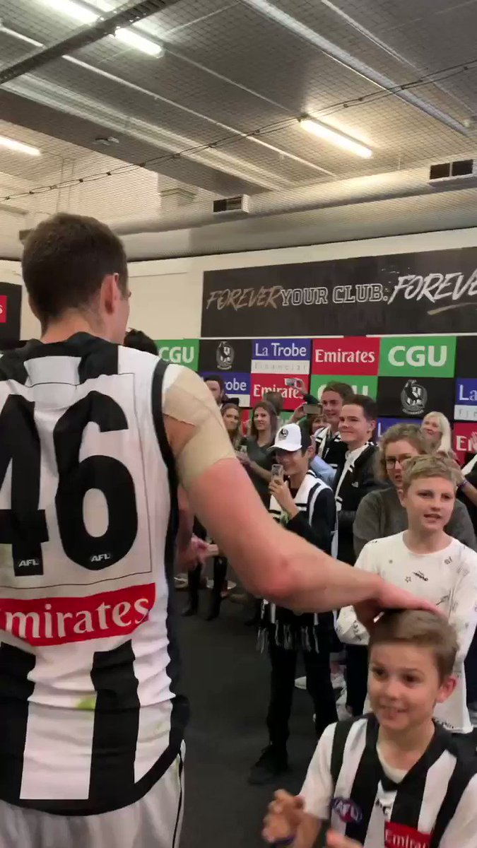 Family ❤️  #AFLDonsPies