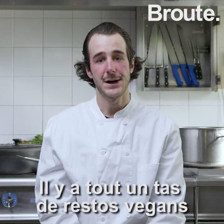 Il ouvre le premier restaurant ANTI-VEGAN #broute #Vegan