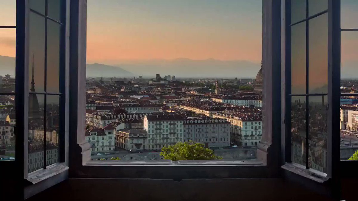 Image for the Tweet beginning: Which Italian city is this??