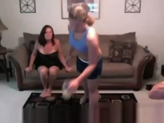 Wife Fantasy Collections 🔞 🔥 🔥 🔥 - Mom, Dad And daughter Having Fun On Webcam |  To Watch Full Video : See My Pinned Tweet How You can The Full Video!! Follow To Watch More Awesome Videos |