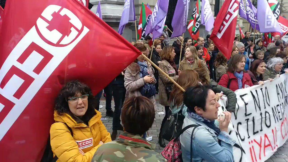 Image for the Tweet beginning: Las Auxiliares de Ayuda a
