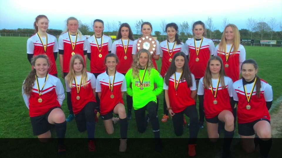 Congratulations to our U14 girls football team who are now COUNTY CHAMPIONS! They won 4-1 in the final against  Launceston College at Sticker Football Club last night. #mountsbayacademy #mbasport