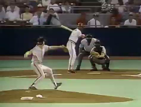 Happy 59th birthday to 86 Met Kevin Mitchell.  Here s not a Mets catch, but certainly a ridiculous catch