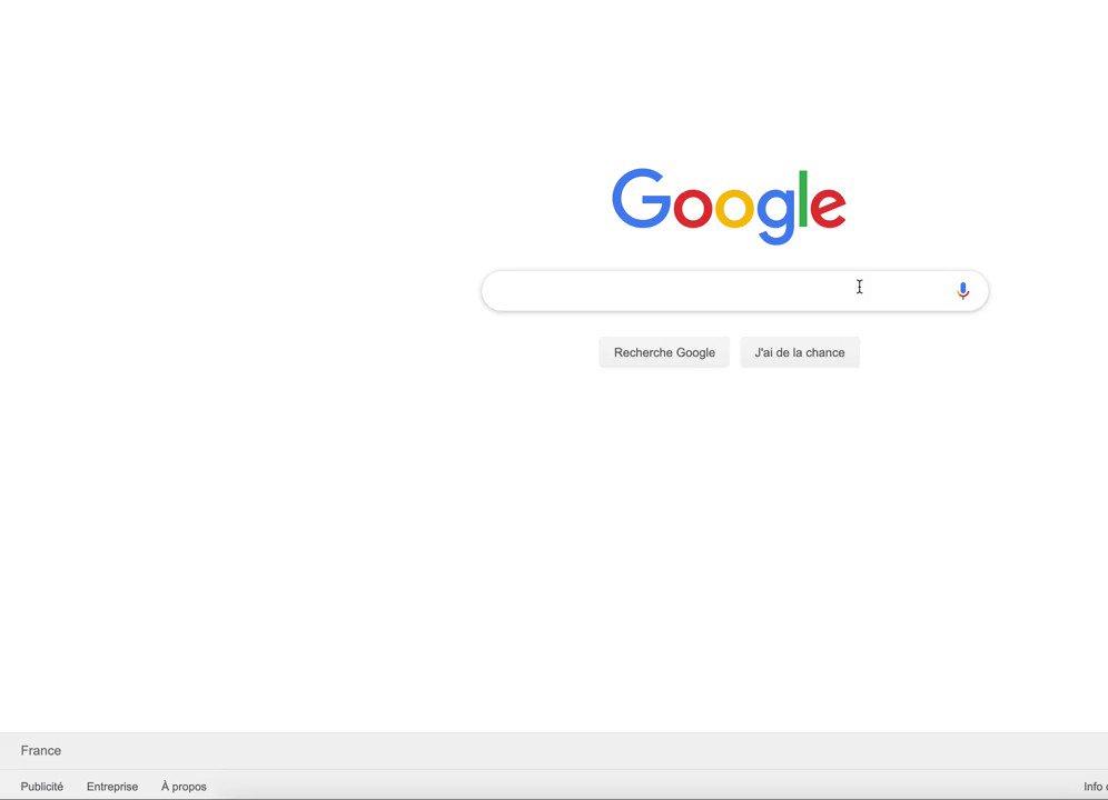 "Tapez ""Thanos"" dans Google 😉"