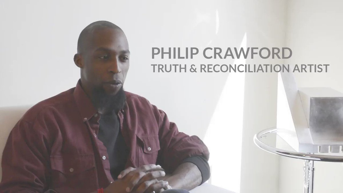 Image for the Tweet beginning: Recent Truth & Reconciliation Resident,