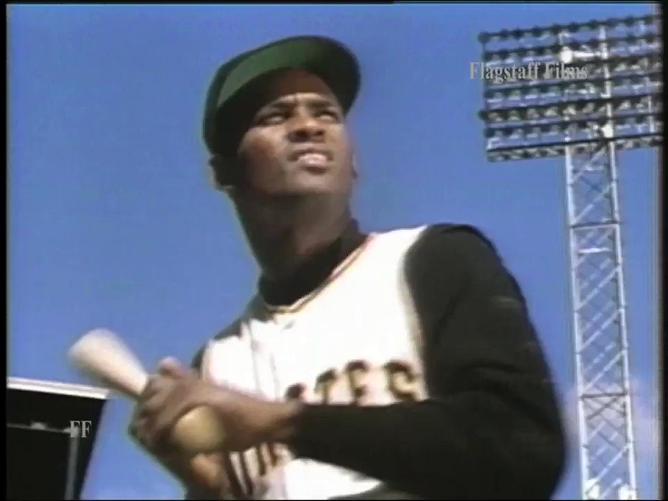 Seeing the great Clemente aways makes for a better day (Flagstaff Films baseball home movie archive)