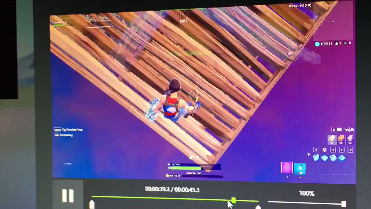 You ever edit so fast that you take fall damage 😂 Day 2 of