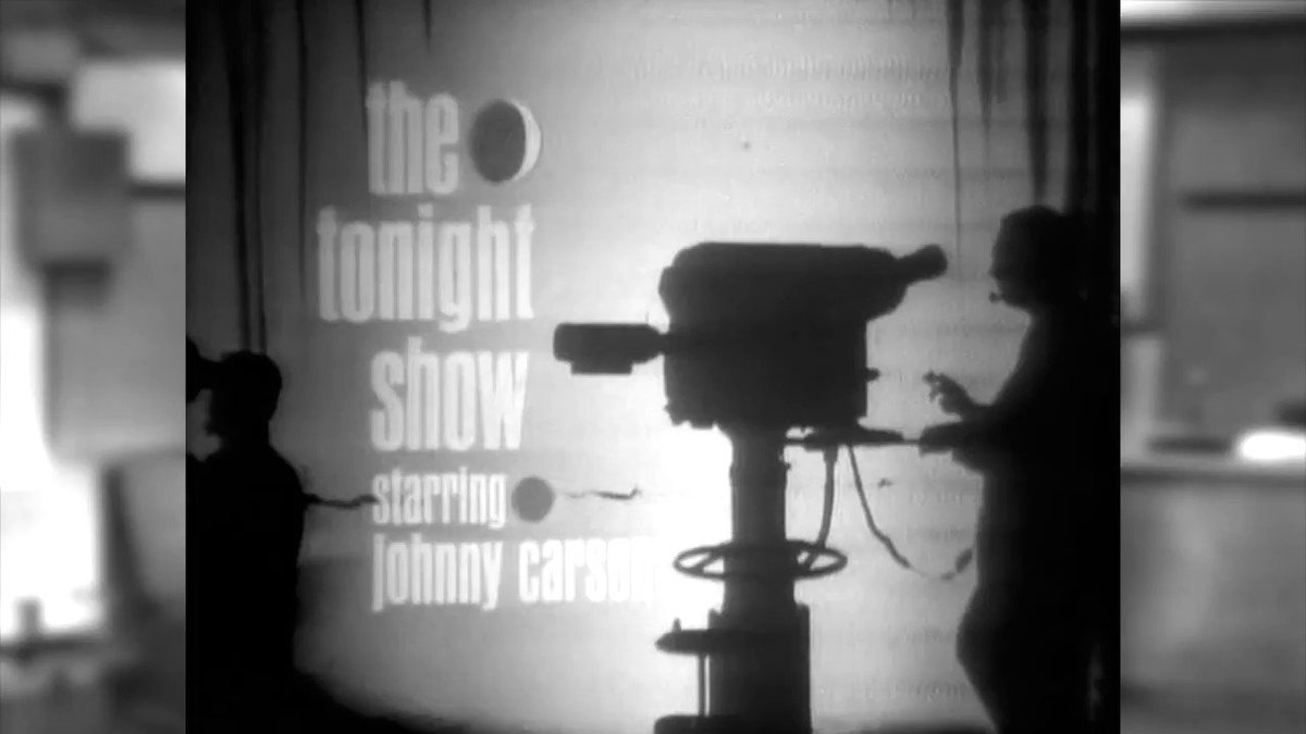 """Born #OTD Johnny Carson One of TV's funniest moments of the 1960s was Ed Ames of the """"Daniel Boone""""Show displaying a Tomahawk Throw on """"The Tonight Show"""" #nostalgia #comedy #sixties #TV #NBC #1960s   https://t.co/jjzr6dIG8K"""