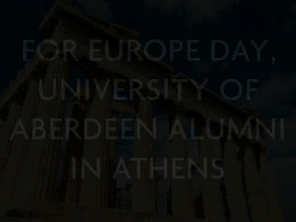 The #Athens leg of our #FromAbdn2Europe programme will be a social gathering on the evening of 18 May at Coviar Café Bar in Kolonaki. Join us to talk all things Aberdeen and meet other members of the #AbdnFamily in #Greece! Register your attendance here: https://www.abdn.ac.uk/alumni/events/14762/…