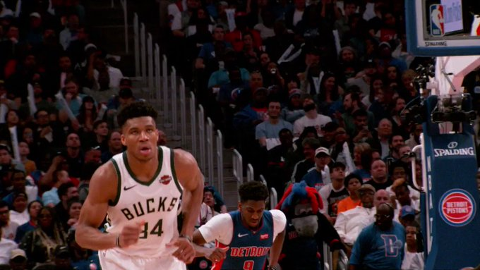 6907a25ddcb On the next episode of  DETAIL we go inside the physical game of  Bucks  power forward  Giannis An34 on  espn+ es.pn 2G5DsME  NBAPlayoffs