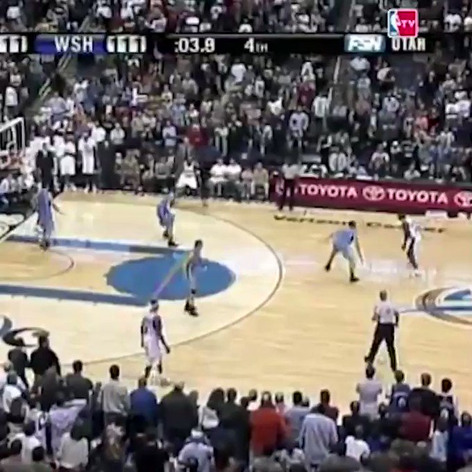 Happy Birthday to one of the biggest savages in NBA history, Gilbert Arenas.  ( :