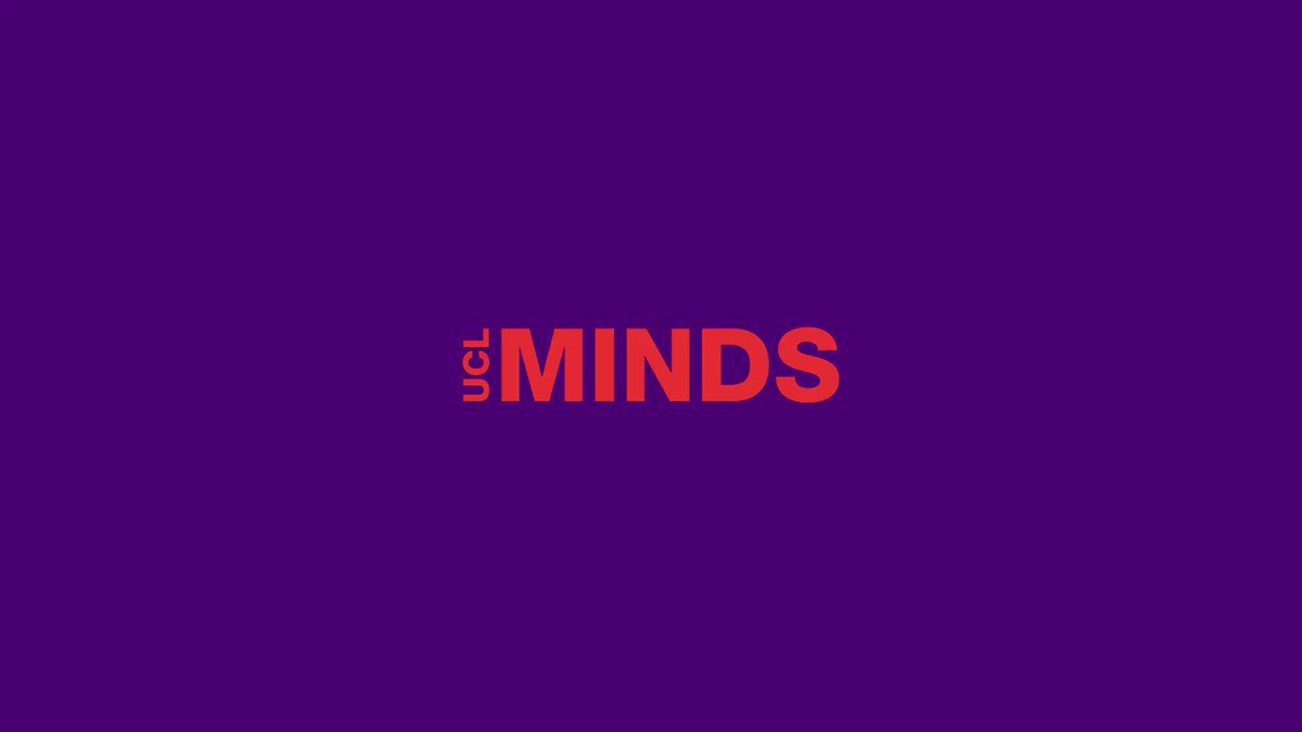 Today we're launching #UCLMinds - our new home for all the best UCL lectures, workshops, festivals, podcasts and more open to everyone! Discover what's on UCL Minds: https://www.ucl.ac.uk/minds