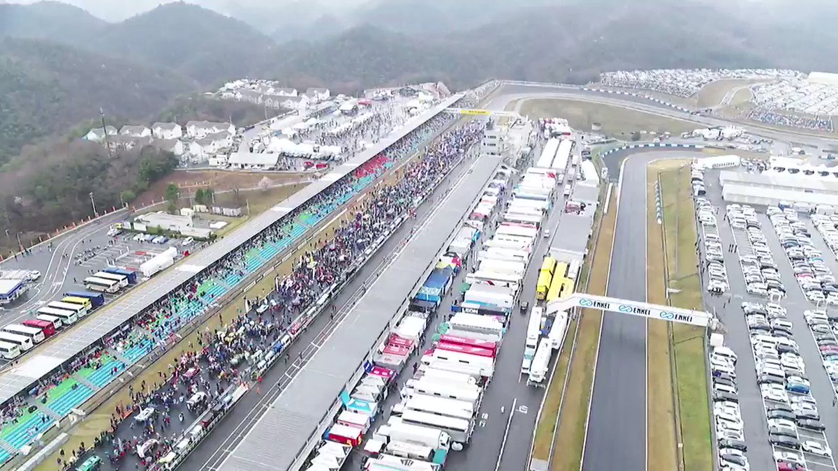 We are thrilled to announce http://Motorsport.tv will live stream every round of the 2019 #SUPERGT season! All races will be free and available worldwide exclusively on our platform (except Japan, Thailand, Malaysia). https://motorsport.tv/motorsporttv/video/fuji-race/21926…  Fuel your passion for speed.