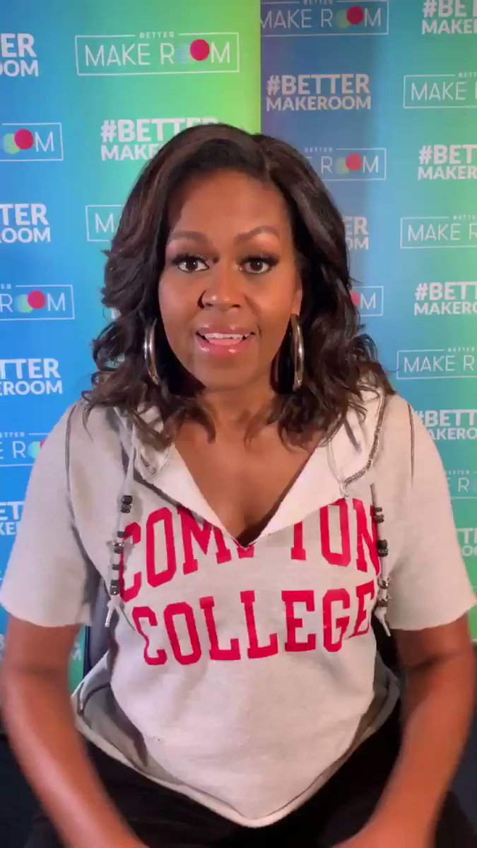Happy #CollegeSigningDay! I am so proud of every single high school senior out there who's committing to continue their education.   Tune in to join me, @ReachHigher, and @BetterMakeRoom as we celebrate all of their hard work. https://www.facebook.com/bettermakeroom