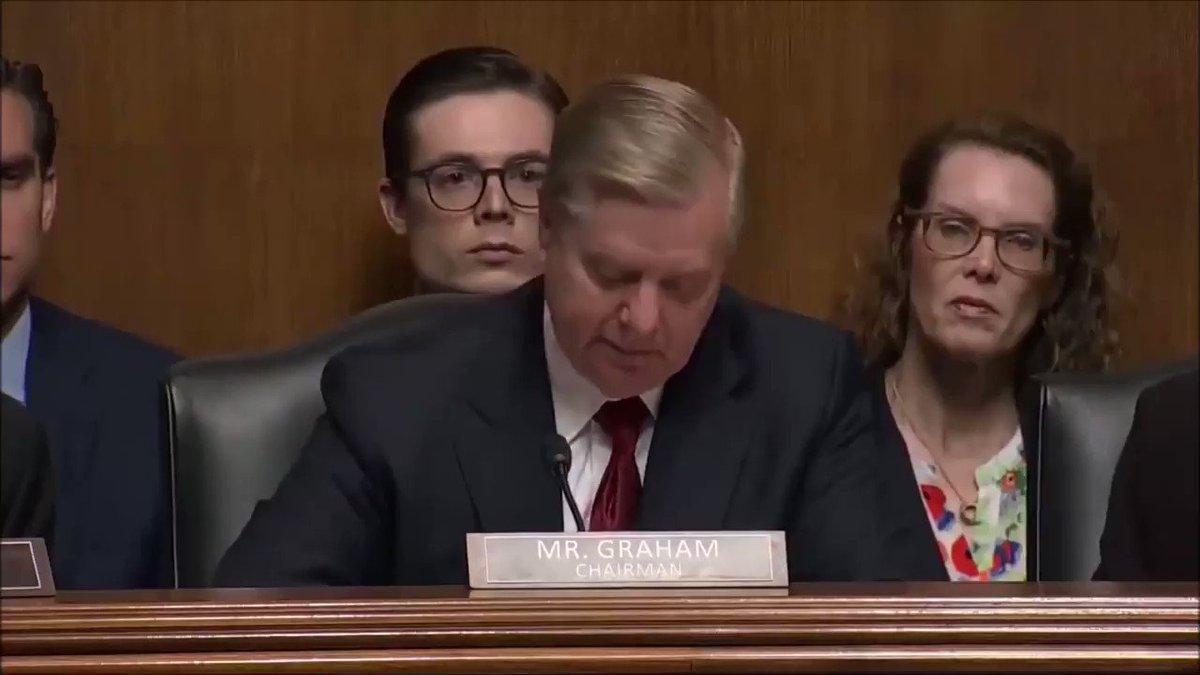 RT @JeffreyGuterman: Lindsey Graham on May 1, 2019: 'Trump is a fucking idiot.' https://t.co/Hmpr6OpCkc