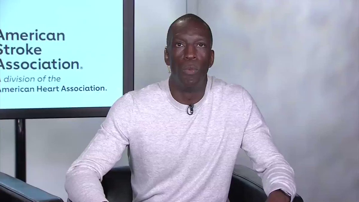 Retired Olympic gold medalist and sprinting icon Michael Johnson, whose stroke last September stunned the running world, has nearly made a full recovery. But he says a stroke can happen to anyone and is sharing his story to help save lives. @Reuters @ReutersSports @ReutersTV
