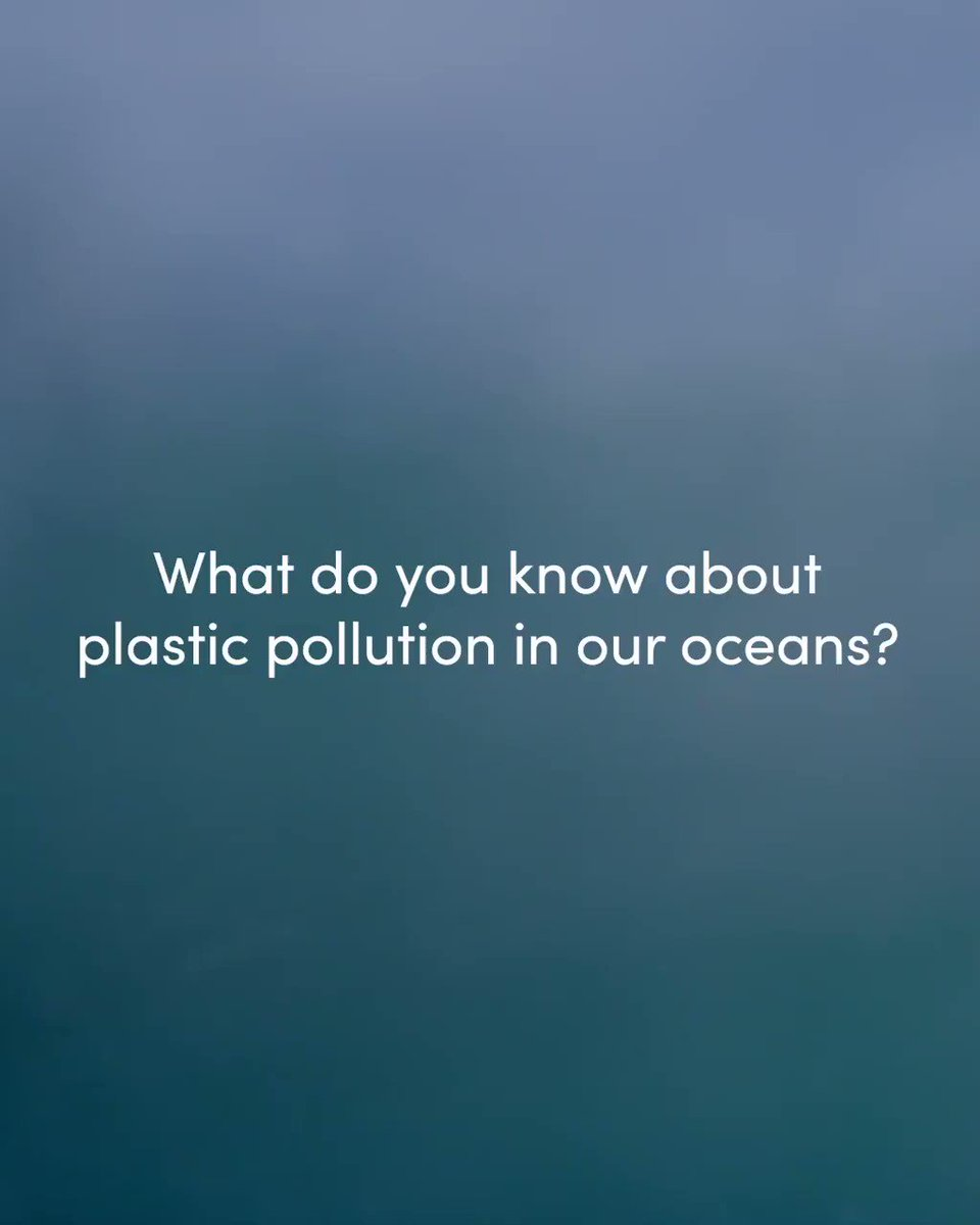 What do you know about plastic pollution in our oceans?