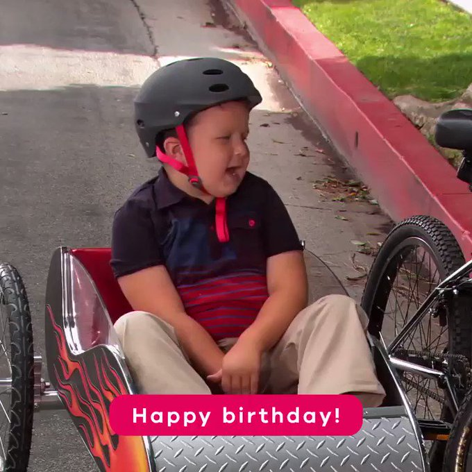Happy birthday Noah Munck!