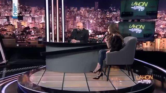 Lovely interpretation of #YaMrayti @NancyAjram #NancyAjram #Elissa @elissakh ♥️♥️♥️
