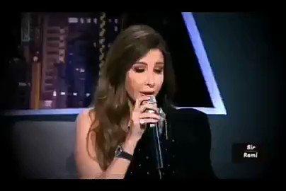 Star @NancyAjram Sing to the Star @elissakh #yamrayti