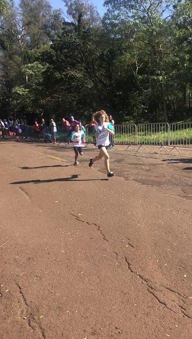 Confira também o vídeo da chegada da etapa Kids da corrida  #AtosGreenRun2019...