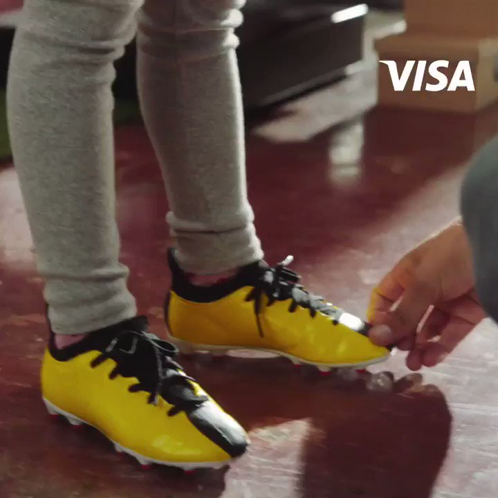 Check out @VisaUK new TV Ad celebrating their sponsorship of the FIFA Women's World Cup™ #ChangingTheGame #TeamVisa #FIFAWWC