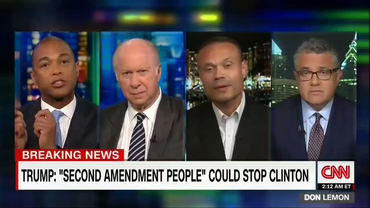 Hey @donlemon, remember when you tried to do to @dbongino what you did with Terry Crews? Yeah, me too. But Bongino wiped the floors with you instead 😝
