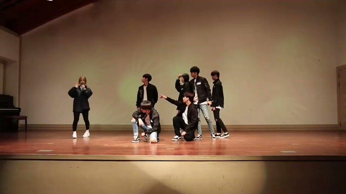 VIDEO] 08 05 19 - Performance Cover do Yunseong de