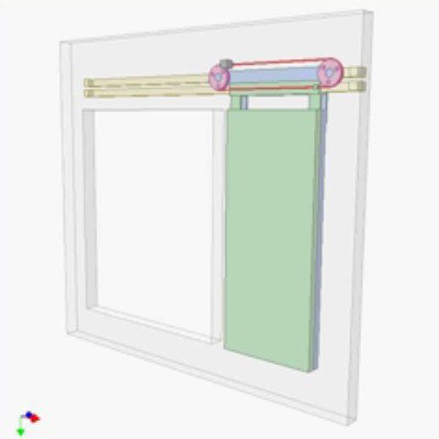 Telescopic Sliding Windows