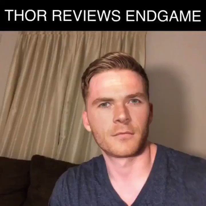 #thor #reviews #endgame