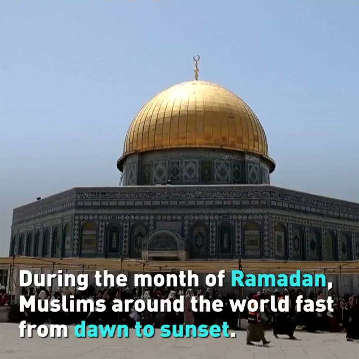 These cities have some of the longest and shortest #Ramadan fasts on Earth!How long do you #fast for?Share your Ramadan stories#CGTNRamadanStories