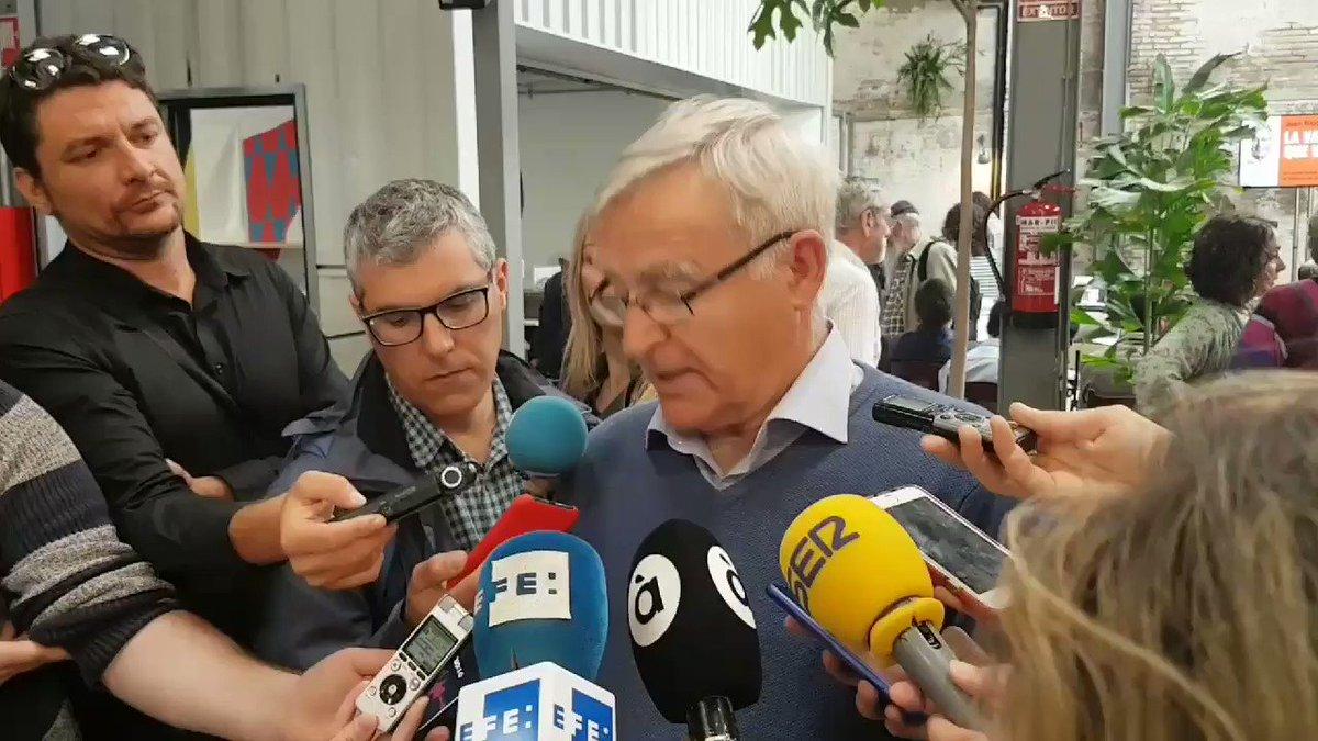 Presentem la #València que volem, un pla estratègic per impulsar un model de ciutat de les persones, dels barris, de valors com l'honradesa. 🧡🌝🌳🌈