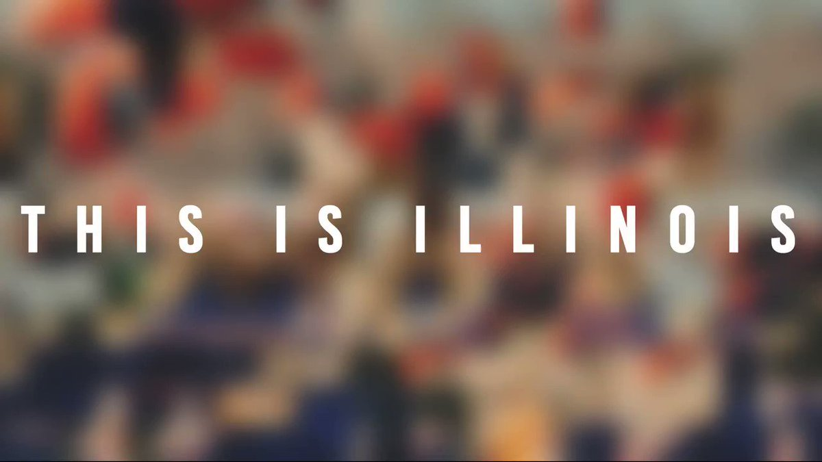 What does a year of achievement look like at #ILLINOIS? This. ⬇️