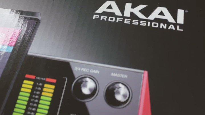 Akai Professional : Distribution by Plugivery