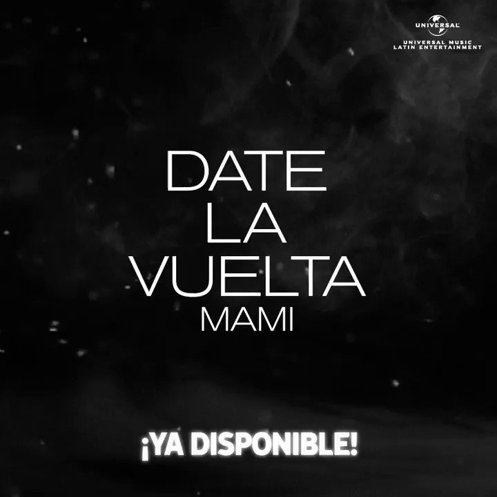 Universal Musica On Twitter Date La Vuelta Mami Escucha Luisfonsi Sebastianyatra Y Nickyjampr Https T Co 9wyht80knz