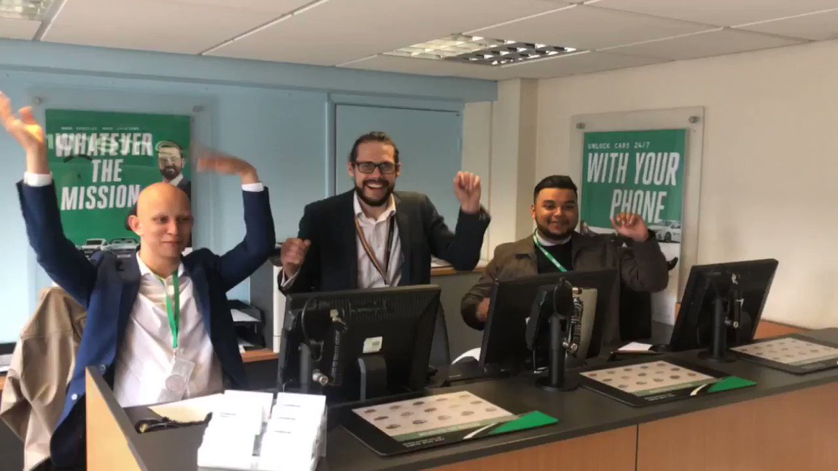 Celebrating our 87 ESQI and 60% DE Growth at #U4G1 #dreamteam #roadto90 @SteveDavo84 @AEKLHR @BenMarshallERAC @scarboro_gary @RafiAhmed95