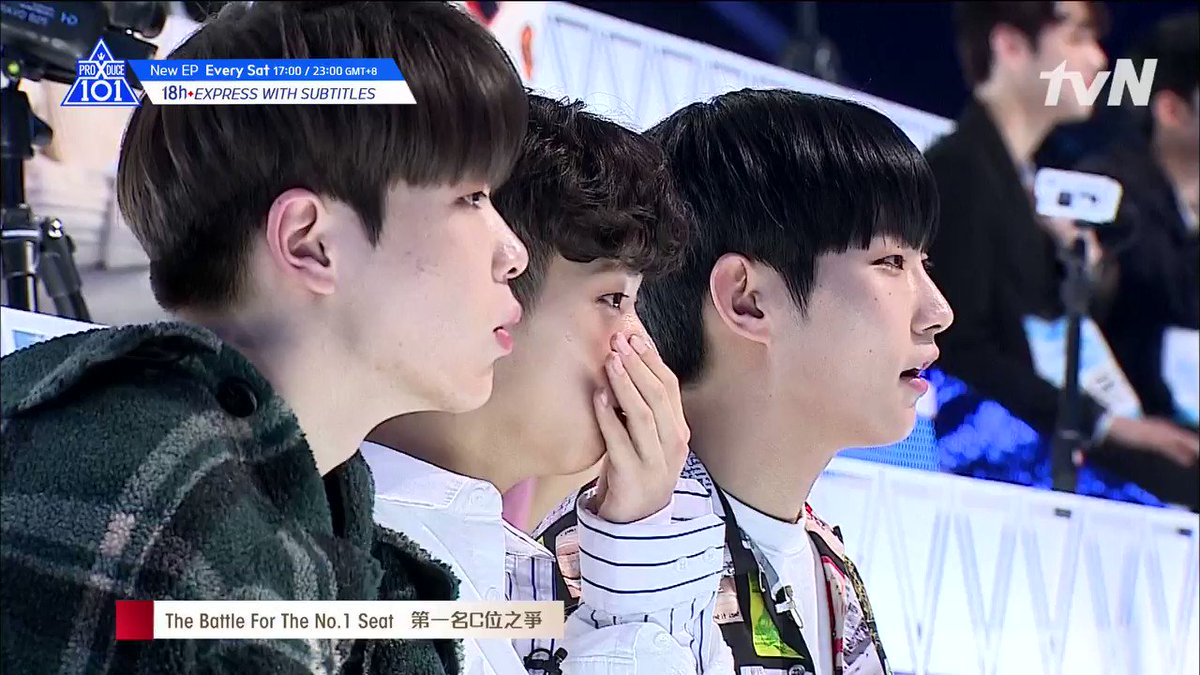 🔹🔺 #PRODUCE_X_101 🔻🔹 Its never easy to be the top😁 Stay with us every Wed, Thu & Fri for episodic highlights🤩 Tomorrow we will reveal some of the fans fav🎊 ▶10 Must-watch Moments youtu.be/T-08TuffrcM