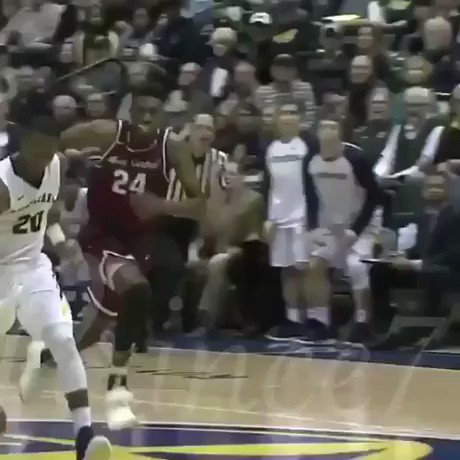 Block or charge?🏀🤷♂️😳😱💥🤕